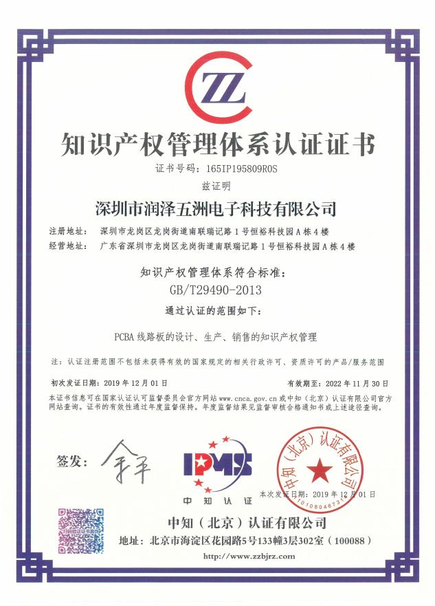 zhishi产权认证
